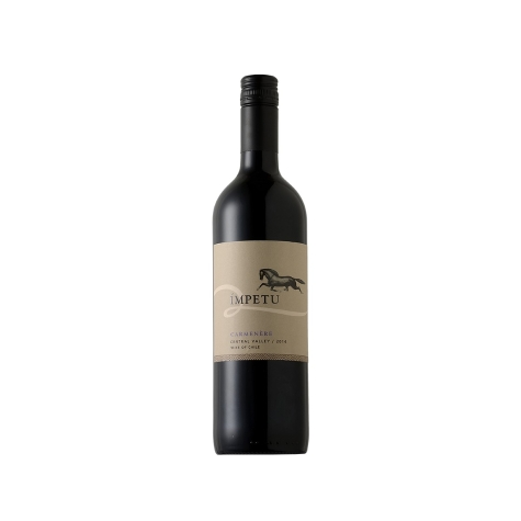 Vinho Tinto Impetu Carménère 2015 750 mL