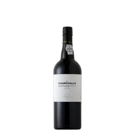 Vinho Fortificado Tinto Churchill's Vintage 2011 750 mL