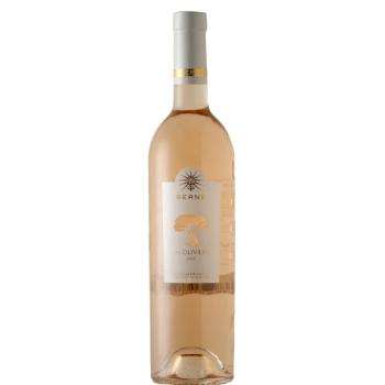Vinho Rose Berne Les Oliviers Cotes de Provence 2015 750 mL