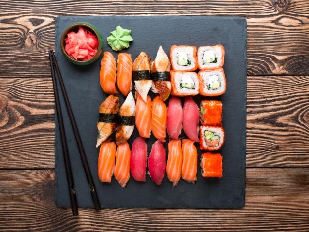 sushi sashimi peixe cru como harmonizar vinho comida japonesa