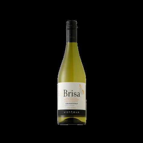Vinho Branco Vistamar Brisa Chardonnay 2015 750 mL