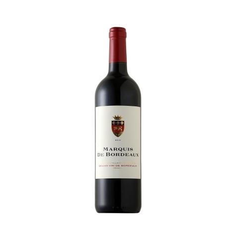 Vinho Tinto Marquis de Bordeaux Rouge 2012 750 mL