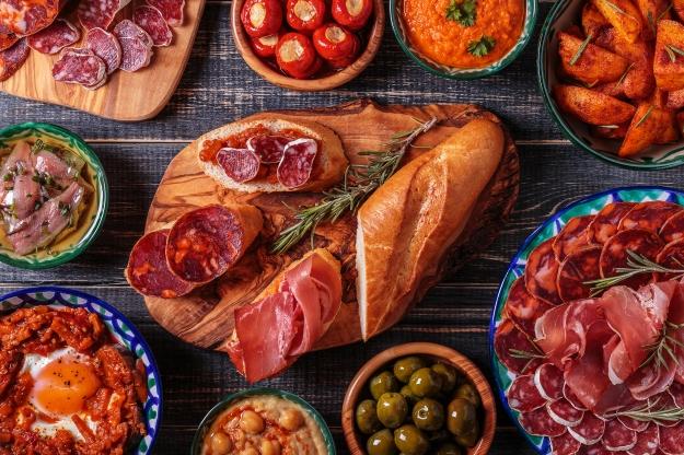 linguiça-espanhola-receita-harmoniza-vinho-tinto