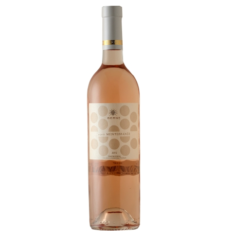 Vinho Rose Berne Esprit di Mediterranée IGP 2015 750 mL