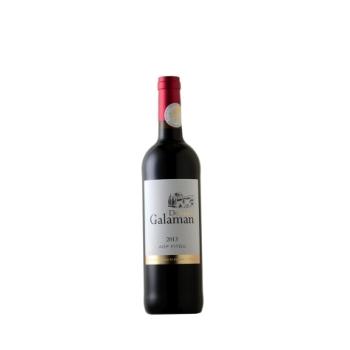 Vinho Tinto Domaine Galaman Rouge 2013 750 mL