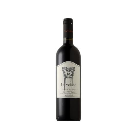 Vinho Tinto La Velona Sant'Antimo DOC 2014 750 mL