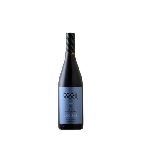 Vinho Tinto Zorzal Eggo Cabernet Franc Franco 2015 750 mL